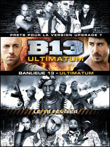 13-й район: Ультиматум/Banlieue 13 Ultimatum(2009)