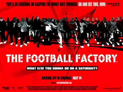 Фанаты / The Football Factory (2004)