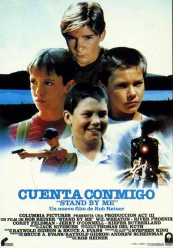 Останься со мной  / Stand by Me (1986)